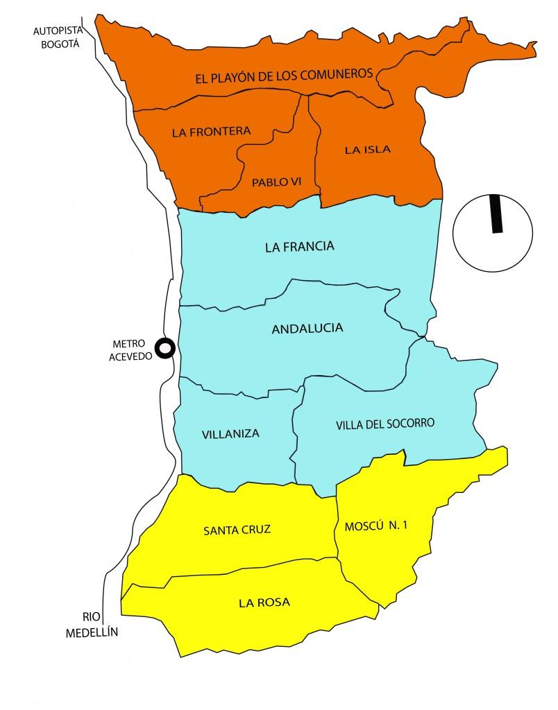 Mapa Comuna 2 1.2