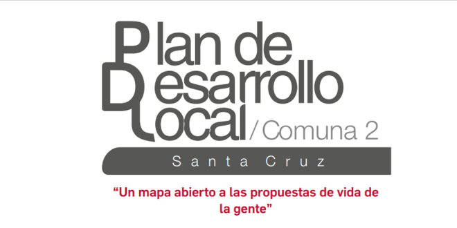 Plan de Desarrollo Local