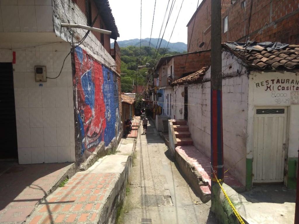 barrio sinaí
