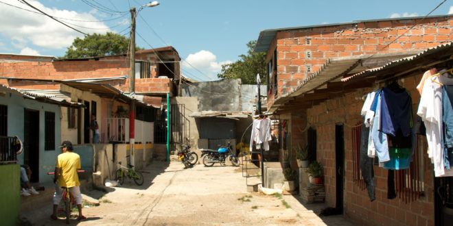 Barrio El Sinaí - Medellín